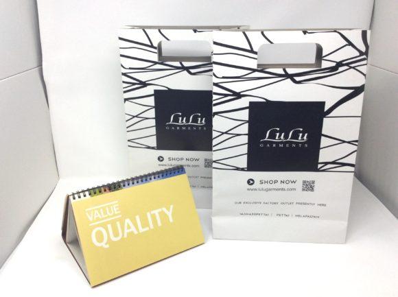 LuLu Garments Single Colour Bags