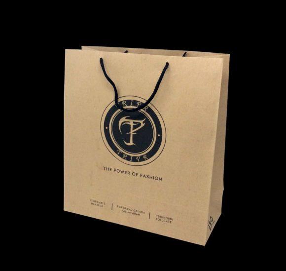 Tripr Kraft Bags