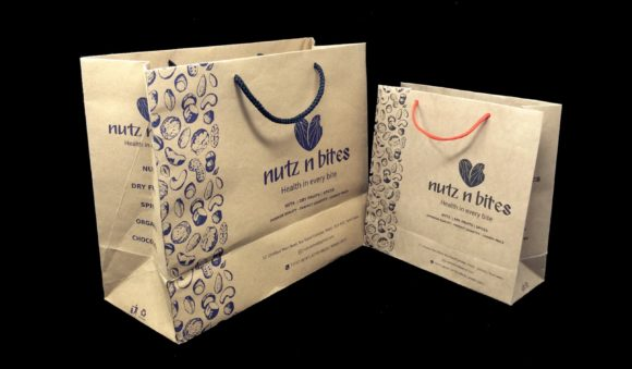 Combo paper bags