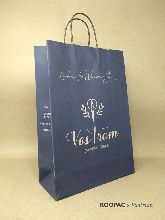 Vastram paper bags tirupur